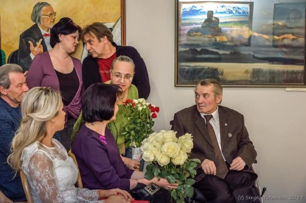 Творческий вечер Валерия Кудринского