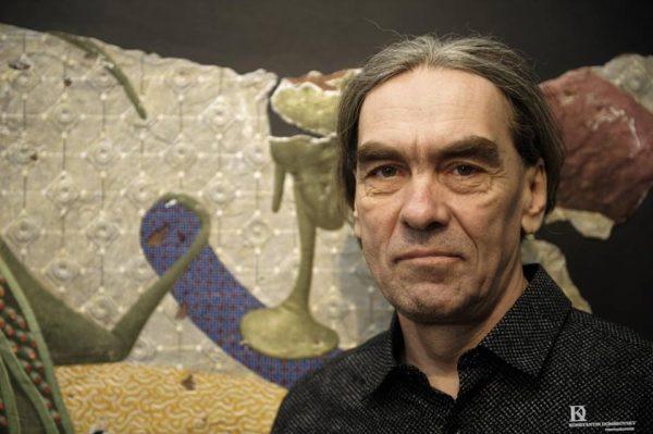 Открытие персональной выставки Александра Краснова