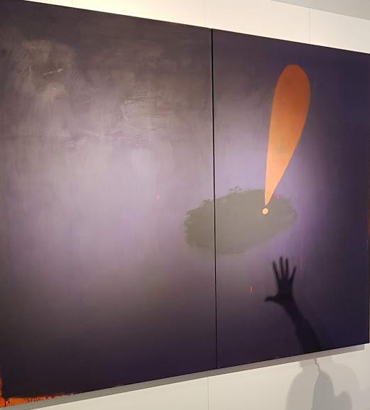 Открытие выставки Андрея Исаенкова