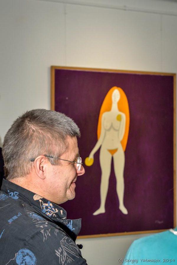 Открытие выставки «НЮ. Обнажая искусство»