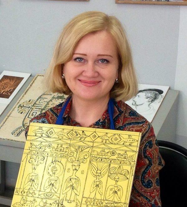 Юлия Юшкова
