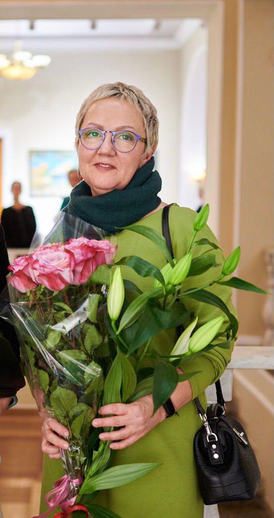 Открытие выставки «МИР ИЗ ОКНА» Натальи Горбачевой